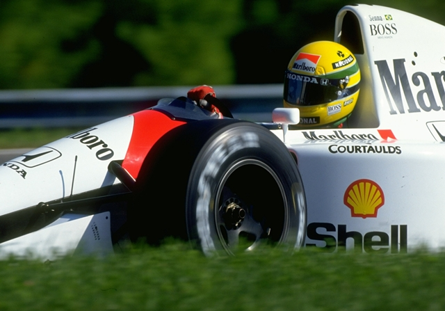 Ayrton Senna (McLaren)